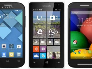 Top 3 telefoane septembrie 2015