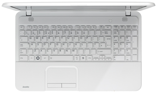 Laptop Toshiba Satellite C855-248 - tastatura